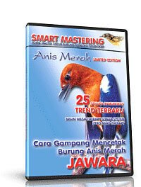 CD Master Anis Merah Limited Edition
