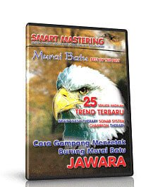 CD Master Murai batu Best of The Best