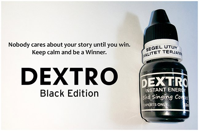 Smart DEXTRO Black Edition