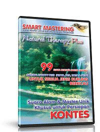 CD Master Natural Therapy Plus